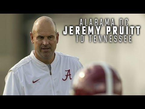 Who will Alabama hire to replace Jeremy Pruitt?