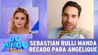 Assine o canal do Domingo Legal: https://www.youtube.com/user/SBTDomingoLegal Curta a página oficial no Facebook: ...