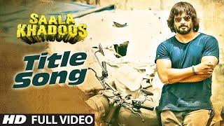 Nonton Saala Khadoos Title Song  Full Video     R  Madhavan  Ritika Singh   T Series Film Subtitle Indonesia Streaming Movie Download