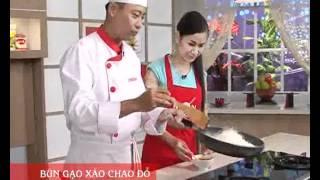 Món Ngon Mỗi Ngày - Bún gạo xào chao đỏ