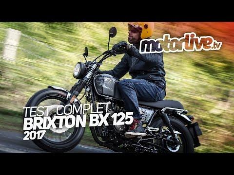 BRIXTON BX 125 2017 | TEST COMPLET