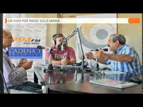 """Cesar """"Pato"""" Montes y Mario Bosco entrevistados por Claudio Minoldo"""