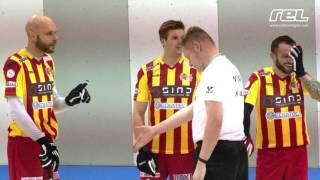 Merignac France  city pictures gallery : Euroligue rink hockey 2016 : Mérignac 5 - 4 Bassano