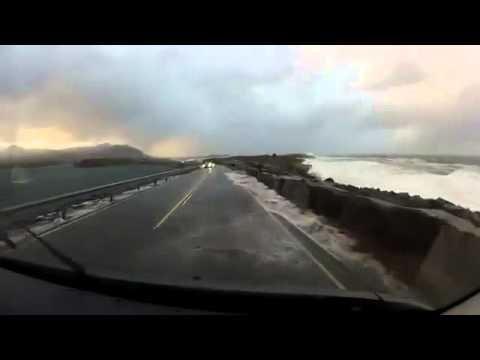 la strada più pericolosa al mondo! affrontala in questo video!