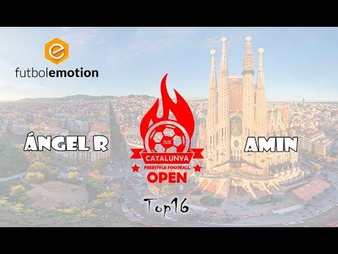 Ángel R vs Amin | Top16 CFFO 2019