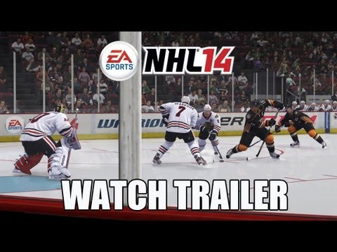 NHL - NHL 14 One Touch Dekes Gameplay Trailer. Presenting a first look at the all-new One Touch Dekes and core improvements to True Performance Skating, including ...