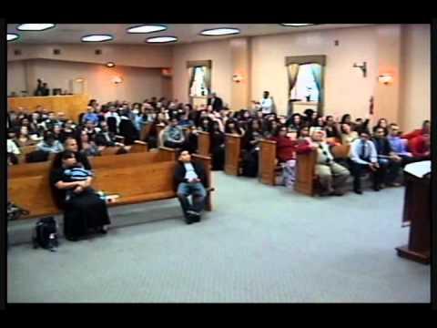Iglesia Alfa Y Omega Año 2011