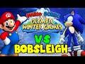Abm: Mario Sonic Olympic Winter Game Mario Vs Sonic Bob