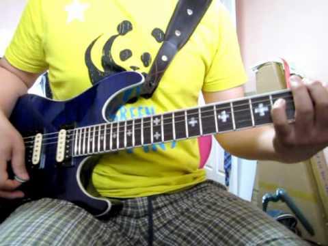 Judas Priest - Night Crawler(guitar cover)