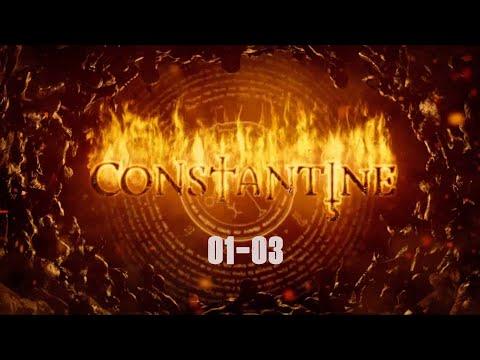 John Constantine's Spells ep1-3