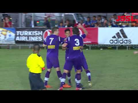 JSSL 2018 - Perth Glory FC Vs Manchester United FC Qualifiers Highlights