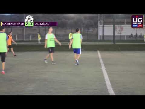 Gaziemir FK JR's - AC Milas özet