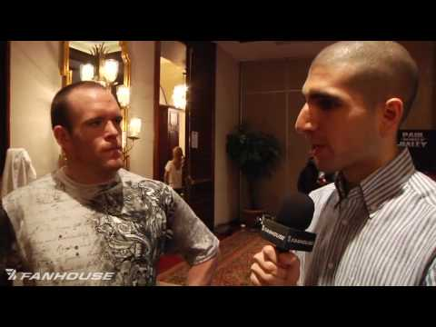 UFC 113 TJ Grant Discusses Johny Hendricks Fight
