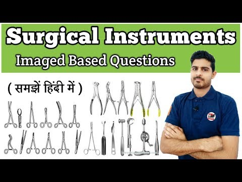 Surgical and Obstetric Instruments