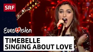 Timebelle Mit«Singing About Love»