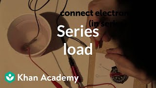 Series load | Discoveries and projects | Physics | Khan Academy