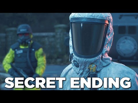 SECRET ENDING (O'BRIAN ENDING) In DAYS GONE Walkthrough Gameplay Part 81 (PS4 Pro)