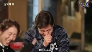 Taecyeon introduced himself to the mother of park shin hye