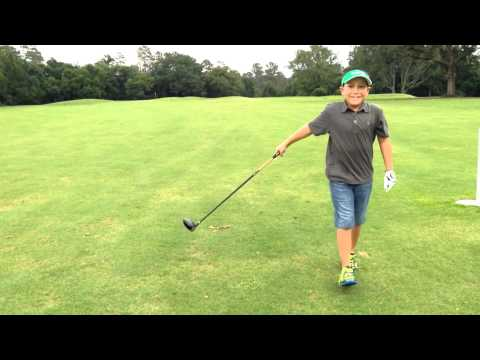 Cort's First Golf Lessons