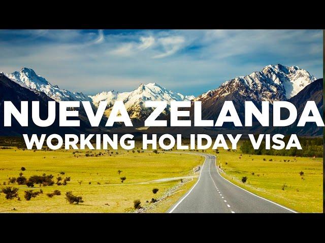 Cómo conseguir trabajo en Nueva Zelanda, Working Holiday Visa (6/10)