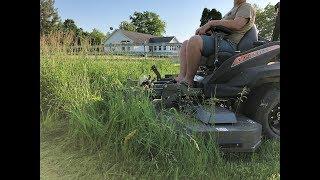 """2. 2018 Spartan RT-HD 72"""" Tall Grass Full Cut"""