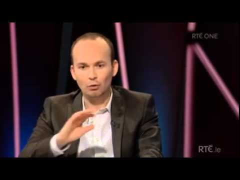 Paul Murphy on Claire Byrne Show
