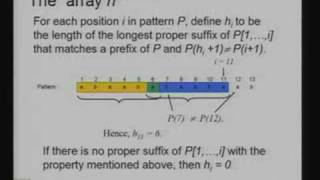 Lecture - 17 Case Study: Searching For Patterns
