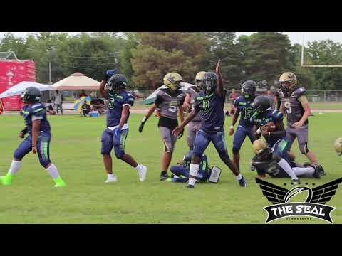 Maryland Seahawks vs Heir Academy 13u (Battle In Boise )