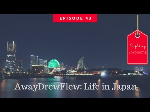 Japan Vlog | Life in Japan - A Day Trip to Yokohama