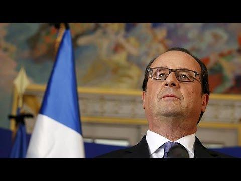 Γαλλία: «Πρέπει να απαντήσουμε στην πρόκληση», δήλωσε ο Φρανσουά Ολάντ