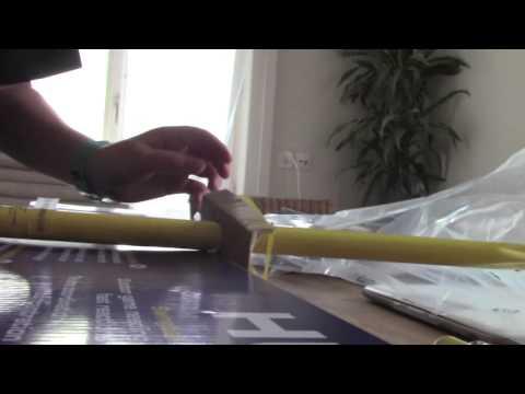 Unboxing Hudora Twistballset