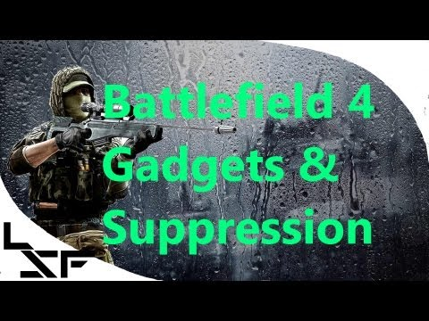 Battlefield 4 News: Classes, Gadgets and Suppression | C4 for Support?