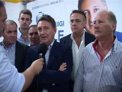 Favara. Inaugurato il Comitato elettorale di Luigi Gentile