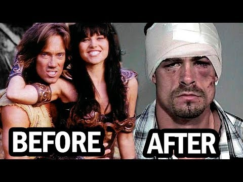 What happened with Xena the warrior princess? before and after 2019