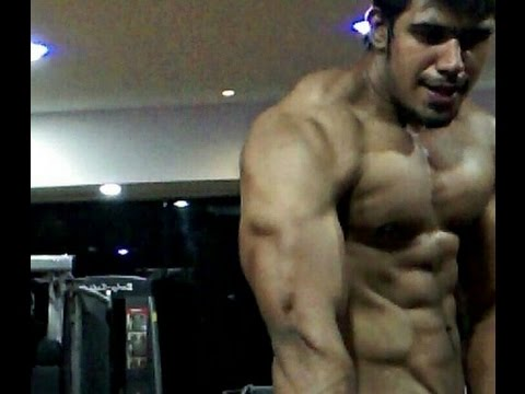 Six Pack Abs Blasting Workout with Manesh | Teen Bodybuilding India