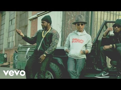 Future - Move That Doh (Official Music Video - Clean) ft. Pharrell, Pusha T