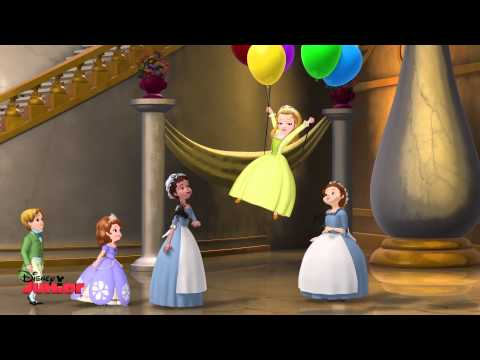 Sofia The First - Bigger Is Better - Song - Disney Junior UK HD