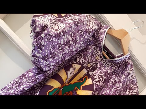 How To Sew An African Print Dress Sewing Tutorial