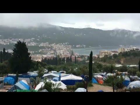 Σάμος: Σε τριτοκοσμικές συνθήκες διαβίωσης οι αιτούντες άσυλο…