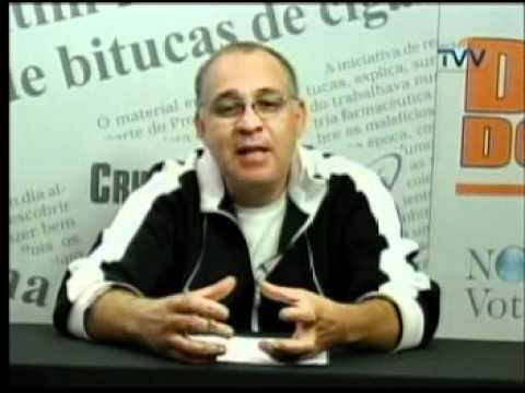 Debate dos Fatos TV Votorantim 18 05 12 parte 1