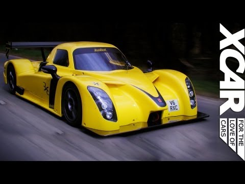 Radical - Subscribe to XCAR: http://www.youtube.com/user/XCARFilms Radical can hardly be considered sane at the best of times, but with the RXC they've taken their nam...