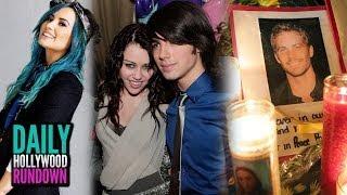 Joe Jonas Hated Dating Demi Lovato? Miley's Drug Influence? Remembering Paul Walker's Best Movies...