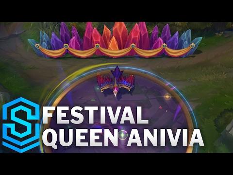 Anivia Nữ Hoàng Lễ Hội - Festival Queen Anivia