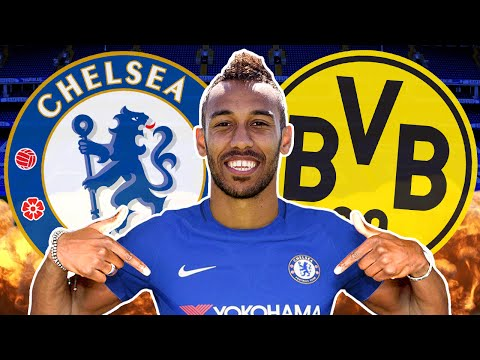 Video: Chelsea To Bid £70M For Pierre-Emerick Aubameyang?! | W&L