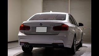 BMW 320i M Sport 納車後半年 review