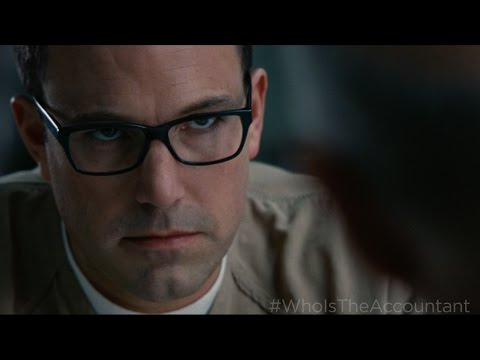 The Accountant (TV Spot 4)