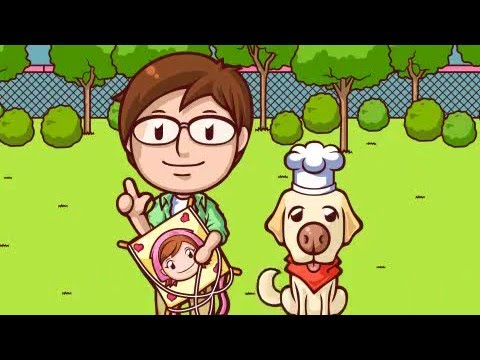 【Cooking Mama Movie】 Flying A Kite On New Years Day!