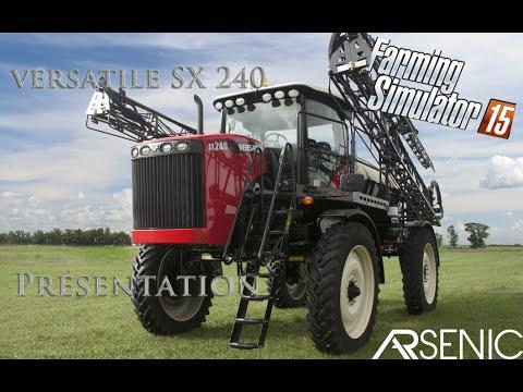 Versatile SX240 v1