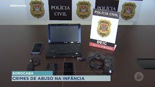 Operação combate crimes de abuso sexual contra crianças e adolescente na internet