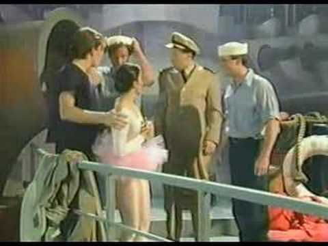 MIKHAIL'S NAVY from ON THE TELEVISION Series